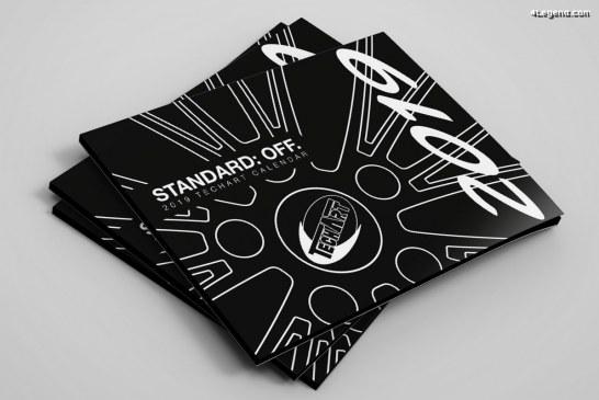 Calendrier Techart 2019 – STANDARD: OFF.