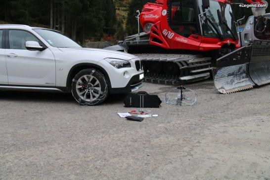 Chaines neige König K-Summit – Une solution pour les véhicules non-chaînables