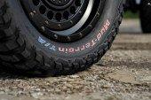 BFGoodrich Tyres lance la technologie de décalcomanie sur ses cinq gammes de pneus