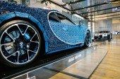 La Bugatti Chiron et la Bugatti Chiron LEGO Technic à l'honneur à l'Autostadt