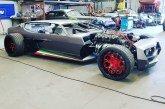 Lamborghini Espada Hot Rod par Danton Arts kustom