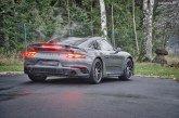 Mansory propose des pièces en carbone pour la Porsche 911 Turbo S