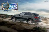 Les Audi Q5 et Q7 2019 remportent les Kelley Blue Book Best Buy Awards