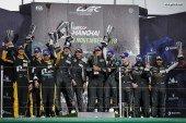 WEC – Deuxième et troisième place aux 6 Heures de Shanghai pour la Porsche GT Team