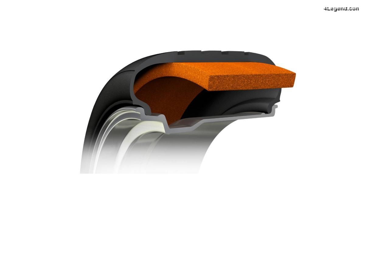 La technologie SoundComfort présente dans les pneus hiver Goodyear