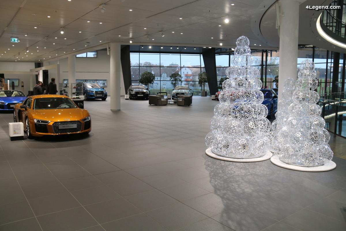 4Legend - AudiPassion vous souhaite de joyeuses fêtes