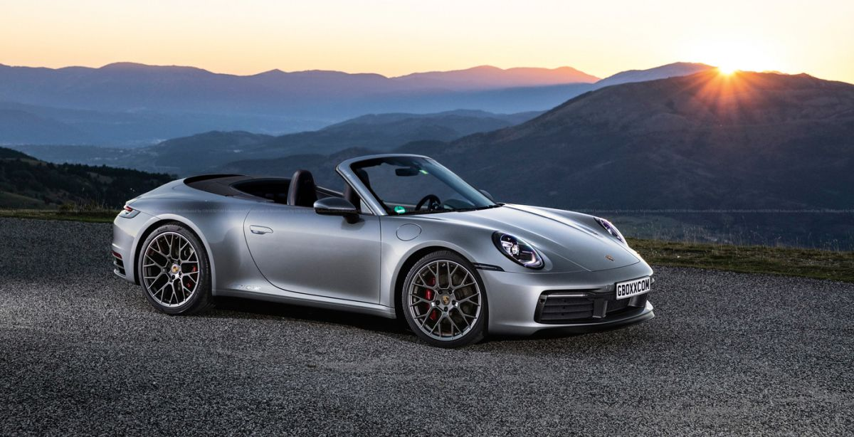 big apercu porsche 911 cabriolet speedster type. Black Bedroom Furniture Sets. Home Design Ideas