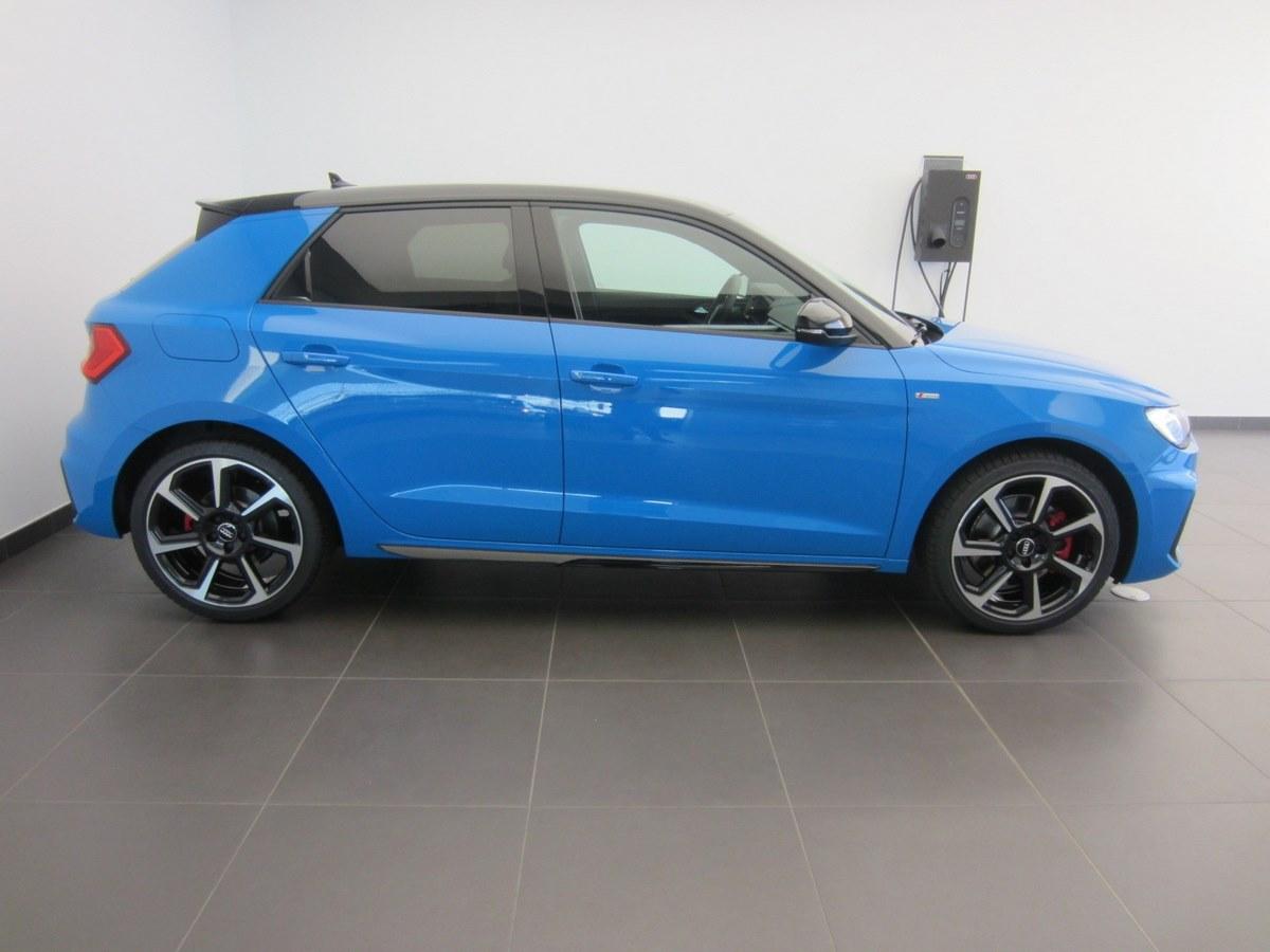 Audi A1 Turbo Blue Edition Une S 233 Rie Limit 233 E Fran 231 Aise