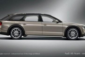Audi A8 Avant W12 allroad par Castagna Milano – Une A8 break unique