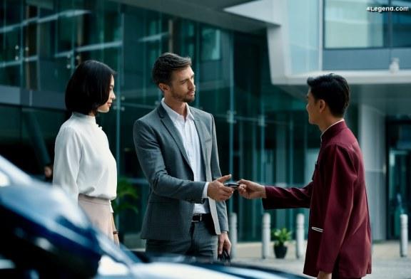 Audi étend ses services de mobilité en Chine et renforce son réseau de hub mondial