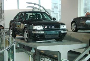 Audi RS 2 berline de 1994 – Fabriquée à 2 exemplaires