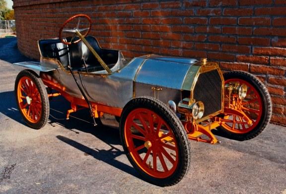 Bugatti Type 10 : la toute première automobile d'Ettore Bugatti