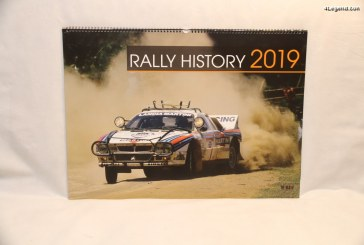 Calendrier Rally History 2019 de McKlein Publishing