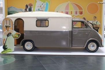 DKW Schnellaster F800/3 Westfalia de 1956 – L'ancêtre des camping-cars