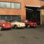 Une superbe collection Porsche à Lisbonne au Portugal