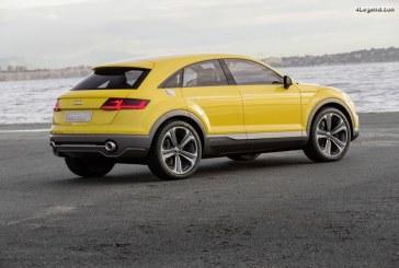 Confirmation de l'arrivée de l'Audi Q4 en 2019