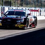 Sept candidats testent l'Audi RS 5 DTM à Jerez