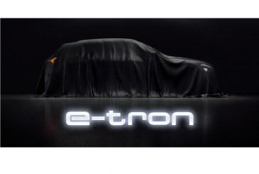 La future compacte Audi e-tron basée sur la VW I.D.