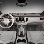 Un intérieur unique de Porsche Macan par Carlex Design