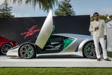 Kode 0 (Zero) de Ken Okuyama Cars – Une supercar unique sur base de Lamborghini Aventador