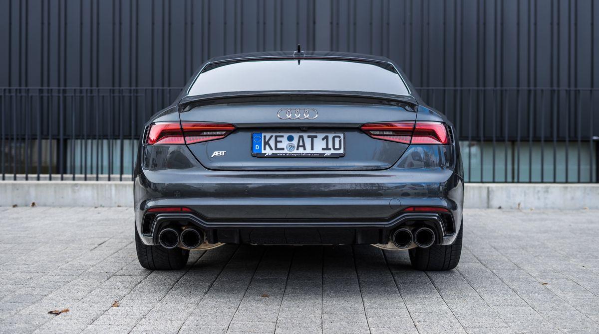 Nouveau kit carrosserie arrière ABT pour l'Audi RS 5 de 530 ch