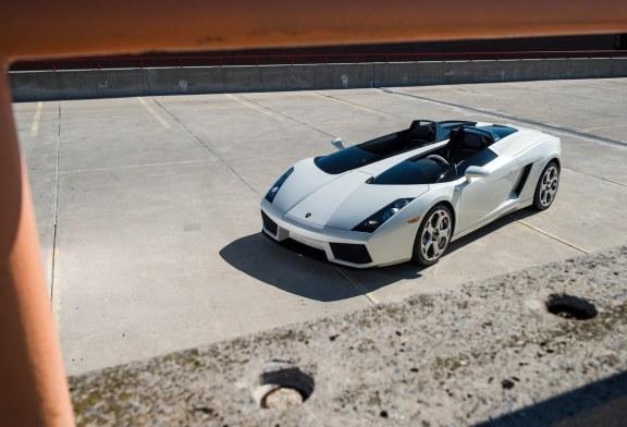Lamborghini Concept S de 2005 – Un concept à 2 exemplaires