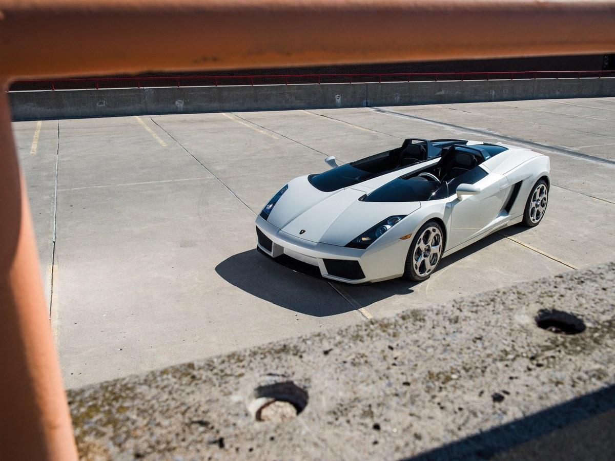 Lamborghini Concept S de 2005 - Un concept à 2 exemplaires