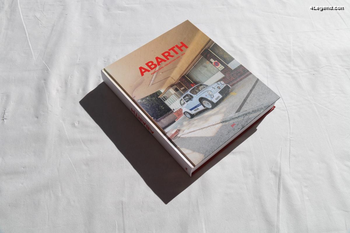 Livre Abarth - Racing cars - Collection 1949-1974 - Delius Klasing