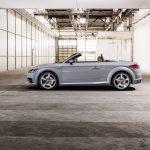 Ouverture des commandes de l'Audi TT en Allemagne