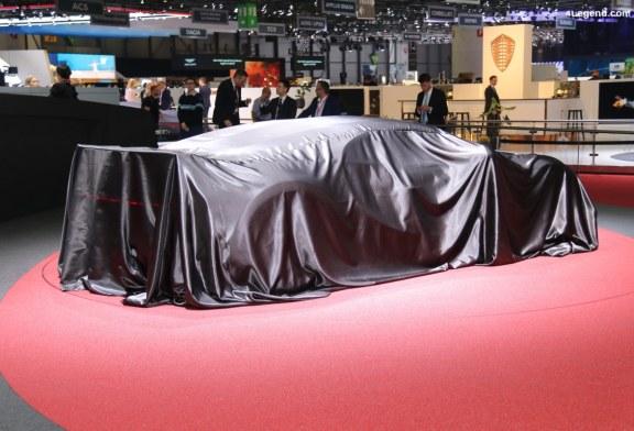 La Bugatti Chiron n'aura pas de version découvrable, le SUV n'est pas confirmé.