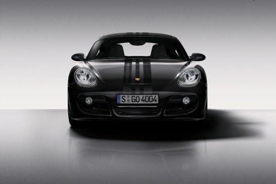 Porsche Cayman S Porsche Design Edition 1 de 2007 – 777 exemplaires