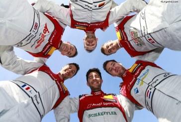DTM – Voici les six pilotes Audi en 2019