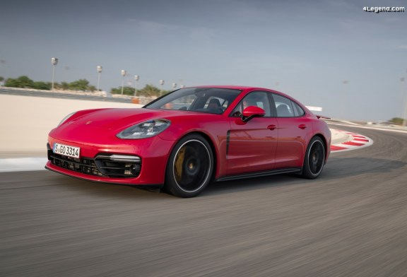 Rappel de 74 585 Porsche Panamera à travers le monde