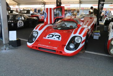 Réplique de Porsche 917 par Bailey Cars et Racing Legend Car