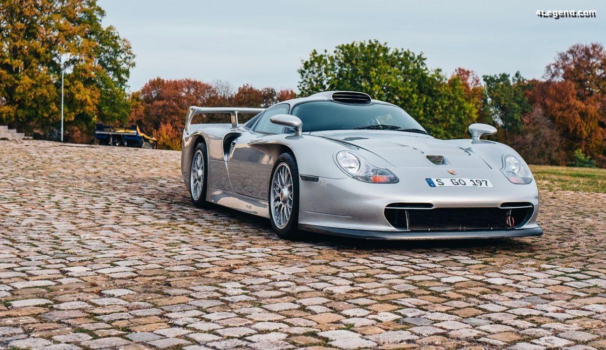 Top 5 des modèles Porsche les plus chers de tous les temps