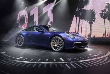 Porsche 911 hybride : pas avant 2022