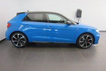 Audi A1 Turbo Blue Edition – Une série limitée française