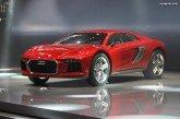 Audi nanuk quattro concept de 2013 – La sportivité sous une forme inédite