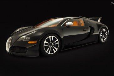 Bugatti Veyron Sang Noir de 2008 – Limitée à 15 exemplaires