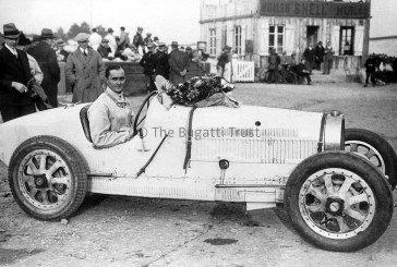 Bugatti dominait le sport automobile en 1928