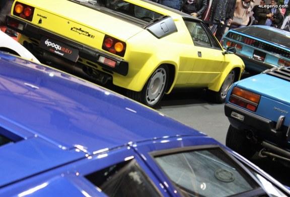 Epoqu'Auto 2018 – Grande exposition de modèles Lamborghini