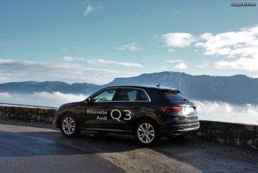 Test drive Audi Q3, le petit dernier à se refaire une beauté