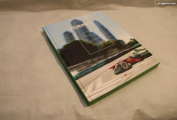 Livre «Formula E – The Story» de Edwin Baaske – Delius Klasing