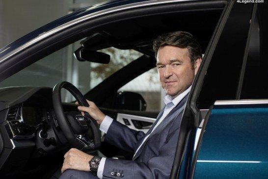 Bram Schot sera le nouveau président du conseil d'administration d'Audi
