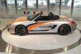 Porsche Boxster E de 2011 – 3 prototypes de Boxster électrique