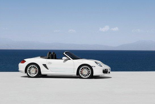 Porsche Boxster S Porsche Design Edition 2 de 2008 – 500 exemplaires
