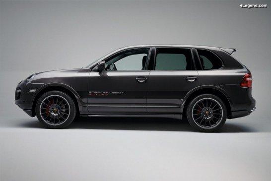 Porsche Cayenne GTS Porsche Design Edition 3 de 2009 – 1000 exemplaires
