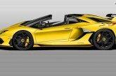 Lamborghini Aventador SVJ Roadster – Premières images