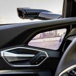 Présentation du système de rétrovision par caméras de Ficosa sur l'Audi e-tron
