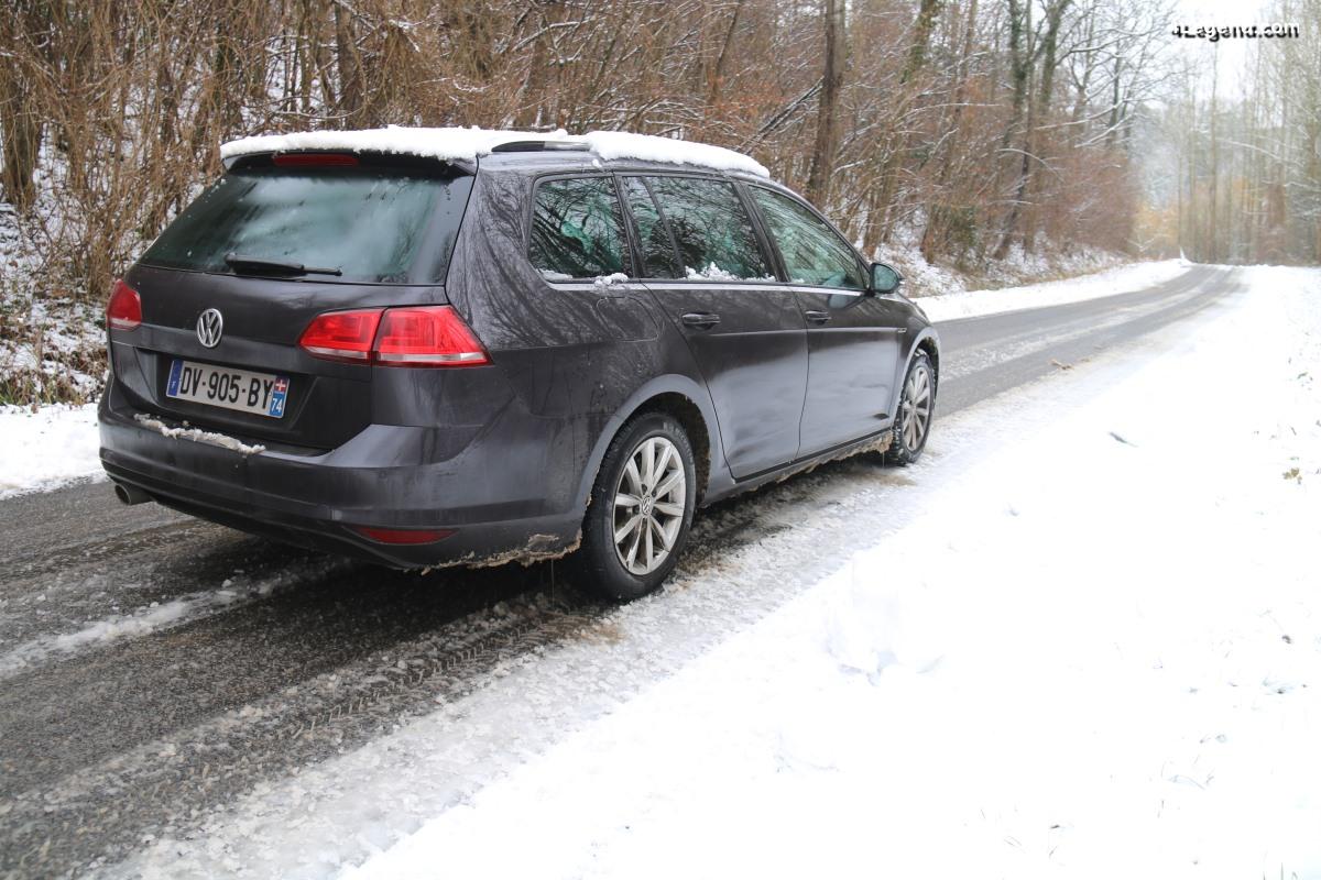 Essais exclusifs sur 15 000 km du pneu hiver Michelin Alpin 6 - Efficace et endurant